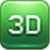 Free 3D Video Maker logo