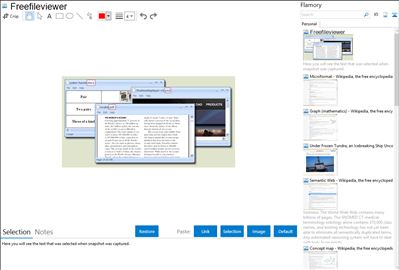 Freefileviewer - Flamory bookmarks and screenshots