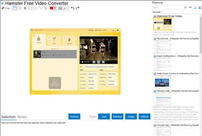 Hamster Free Video Converter - Flamory bookmarks and screenshots
