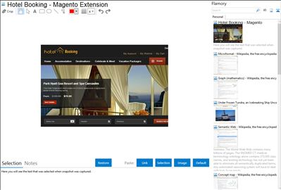 Hotel Booking - Magento Extension - Flamory bookmarks and screenshots